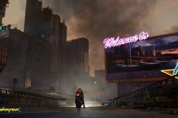 В Cyberpunk 2077 летающие автомобили не будут доступны для игрока
