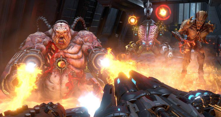 В Doom Eternal учтены ошибки многопользовательского режима