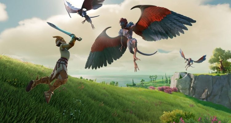 В Gods & Monsters будут самые известные монстры греческой мифологии