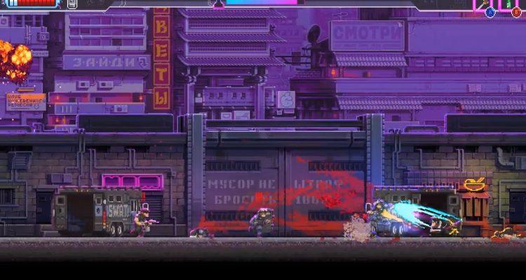 В последнем обновлении в «Katana Zero» добавляется режим игры с повышенной сложностью и режим быстрого прохождения