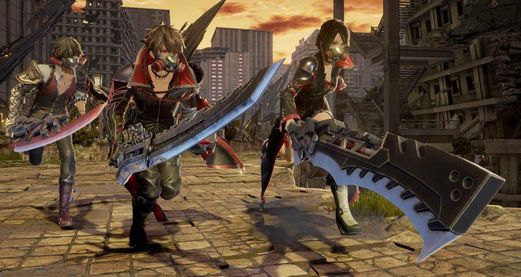 В сентябре ARPG Code Vein приносит на ПК гигантские аниме-мечи