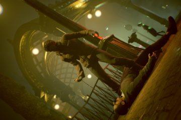 Vampire: The Masquerade - Bloodlines 2 - фрагменты геймплея