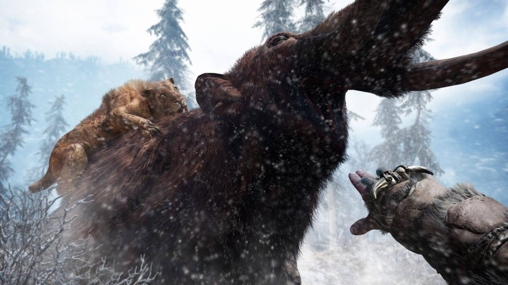 Far Cry Primal - Legend of the Mammoth
