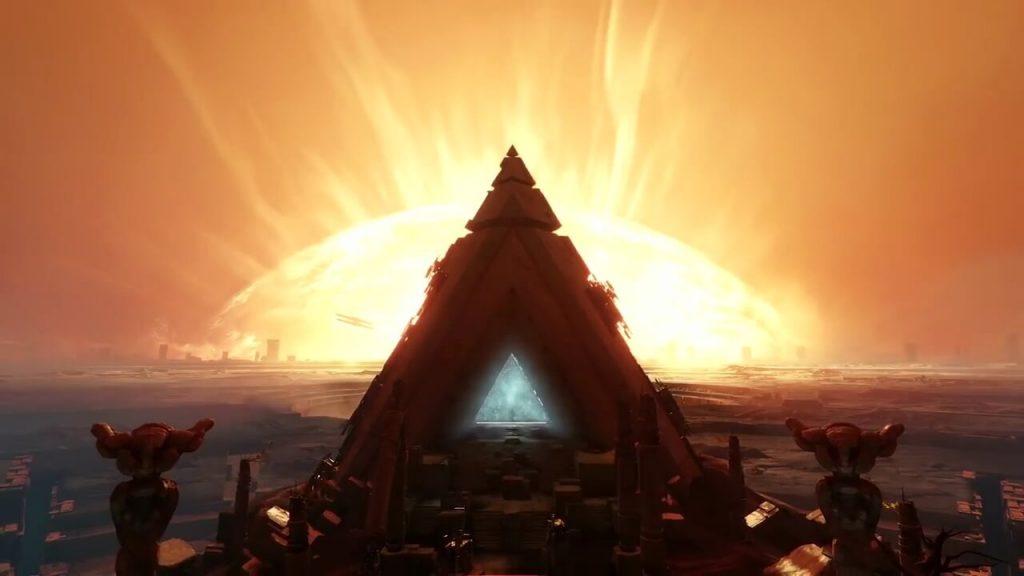 Destiny 2 - Curse of Osiris