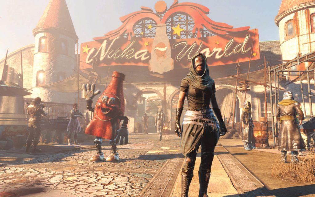 Fallout 4 - Nuka World