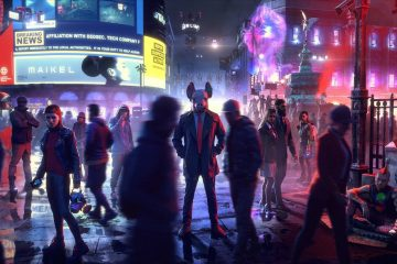 Watch Dogs Legion - 30 минут геймплея