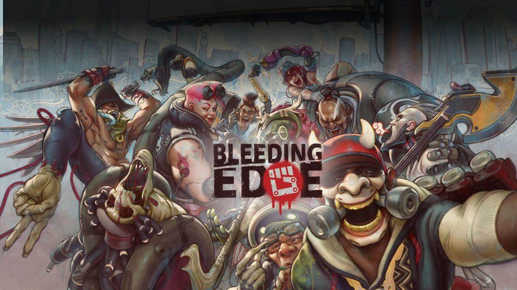 Ninja Theory анонсировали Bleeding Edge