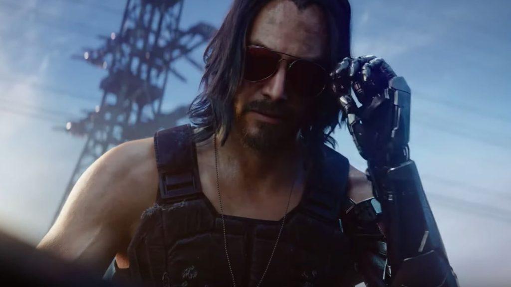 Cyberpunk 2077 выходит в апреле 2020, появляется Киану Ривз