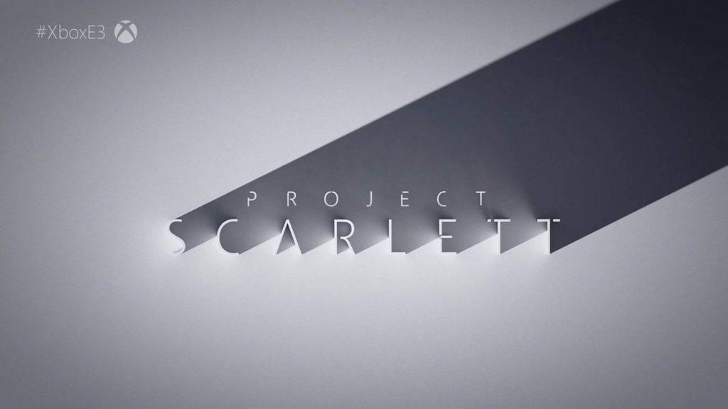 Выход Project Scarlett в конце 2020