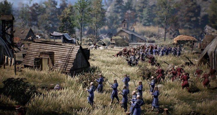 Ancestors Legacy - дата выхода консольной версии