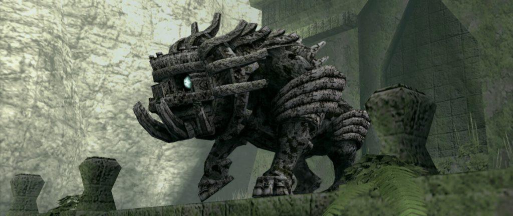 Сенобия (Shadow of the Colossus)