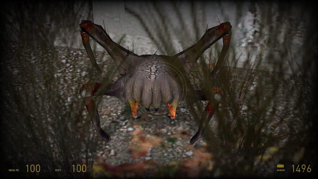Ядовитый хедкраб (Half-Life)