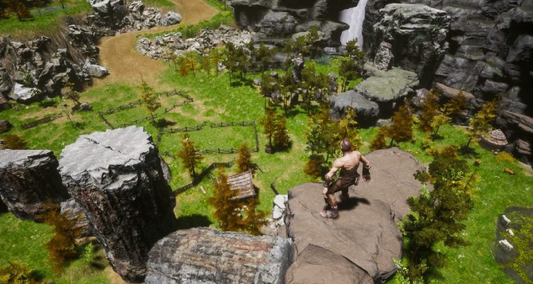 Анонсирована экшен RPG Giants Uprising