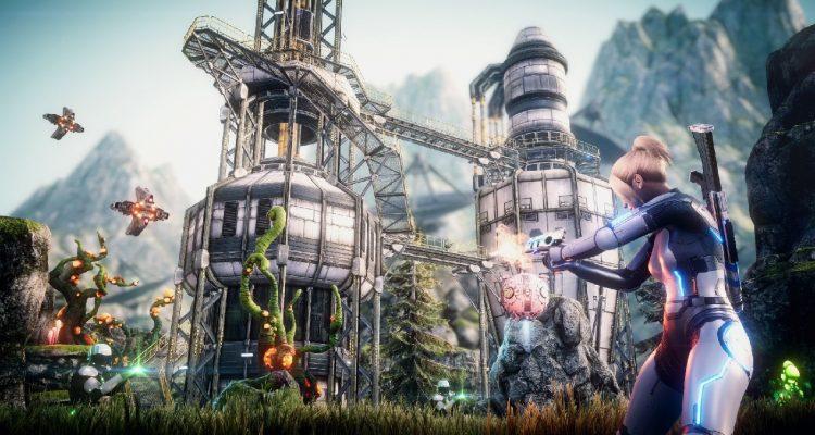Анонсирована новая игра - Everreach: Project Eden