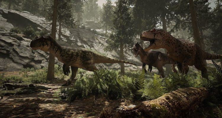 Анонсирована новая ММО - Path of Titans, в которой мы играем за динозавров