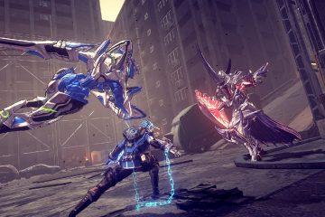 Astral Chain - создатели прокомментировали сложность игры