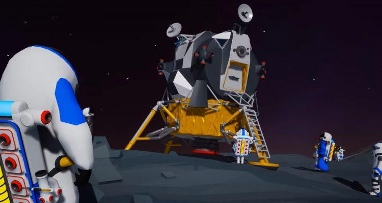 Astroneer отдает дань уважения миссии Apollo 11
