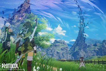 Bandai Namco анонсирует новую RPG-экшен игру для ПК под названием «Синий протокол»