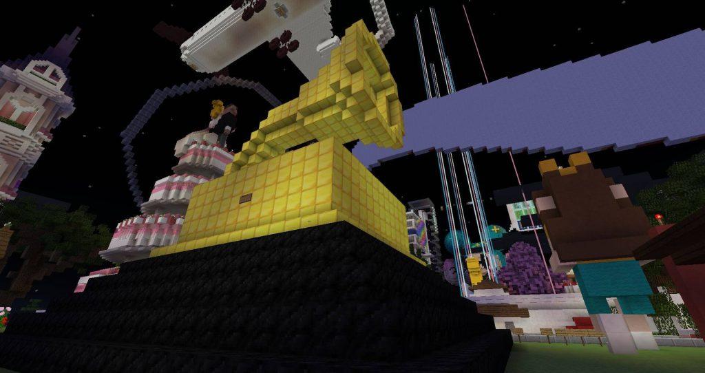 Minecraft представляет вам лучший музыкальный фестиваль