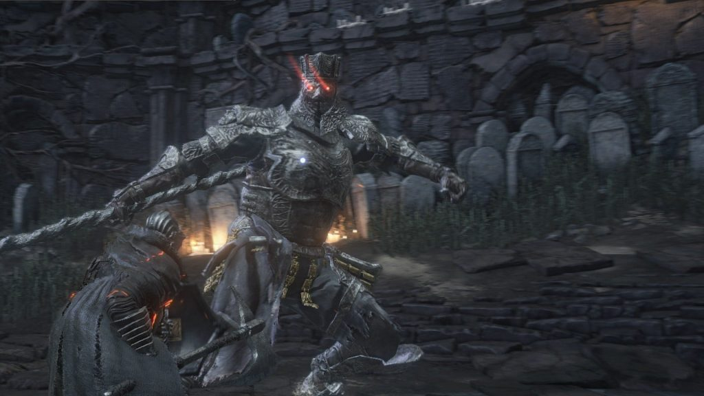 Чемпион Гундир – Dark Souls 3