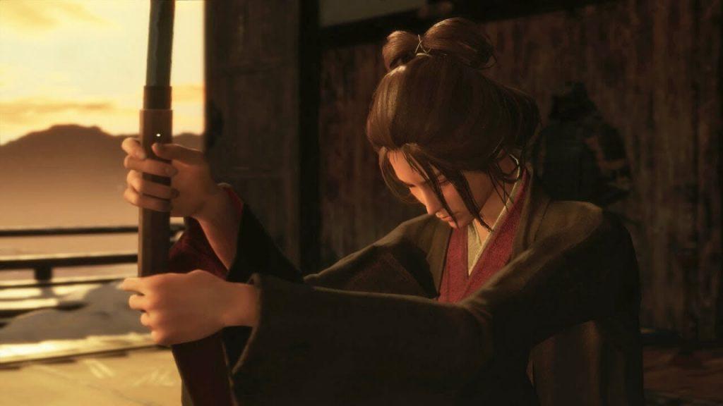 Эмма, Тихий клинок – Sekiro: Shadows Die Twice
