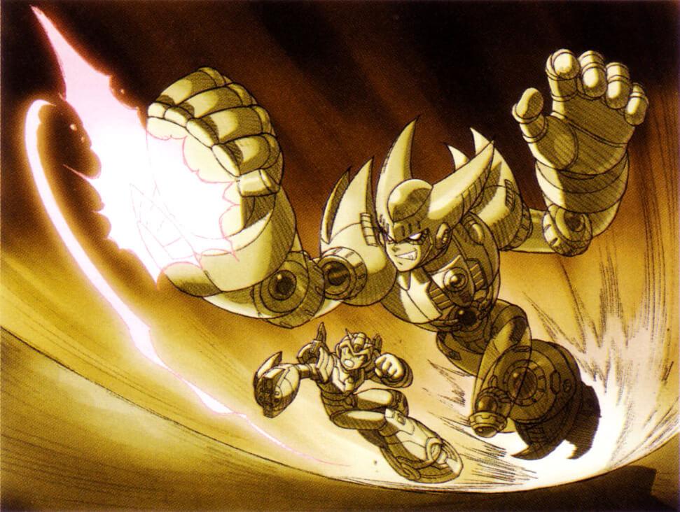 Дабл – Mega Man X4