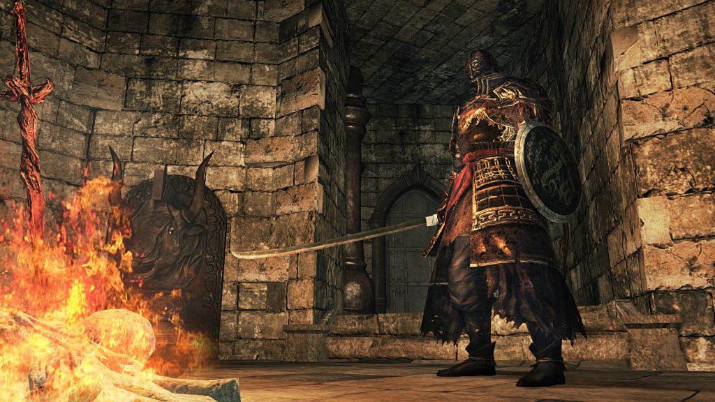 Сэр Алонн – Dark Souls 2: Crown of the Old Iron King