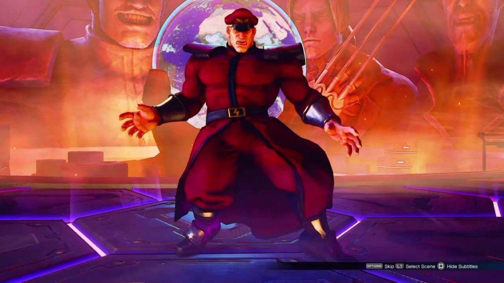М. Байсон – Street Fighter