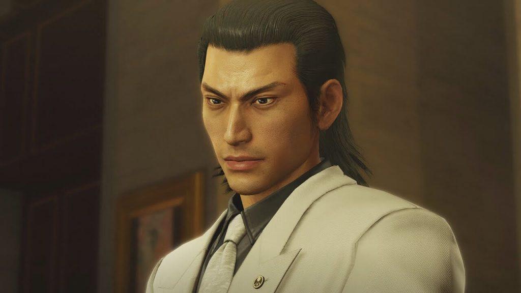 Акира Нисикияма – Yakuza