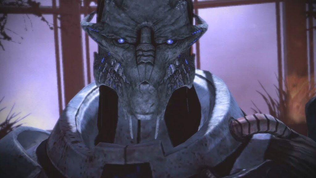 Сарен – Mass Effect 1