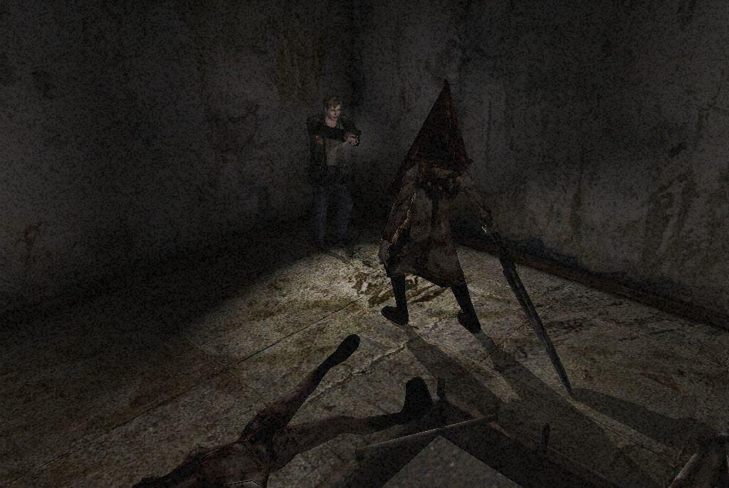 Пирамидоголовый – Silent Hill 2