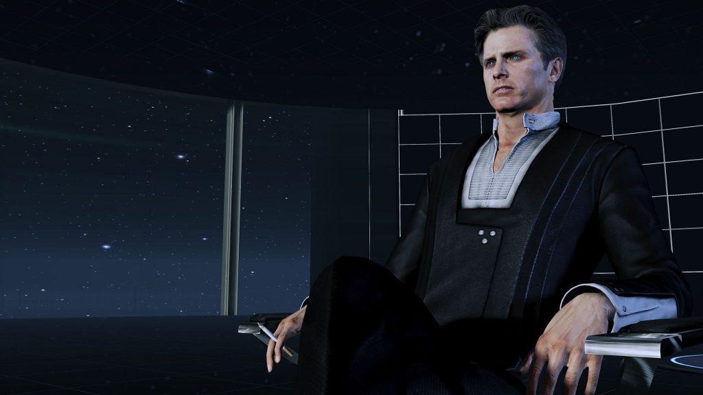 Призрак – Mass Effect 3