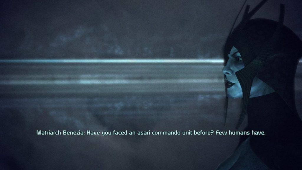 Матриарх Бенезия – Mass Effect