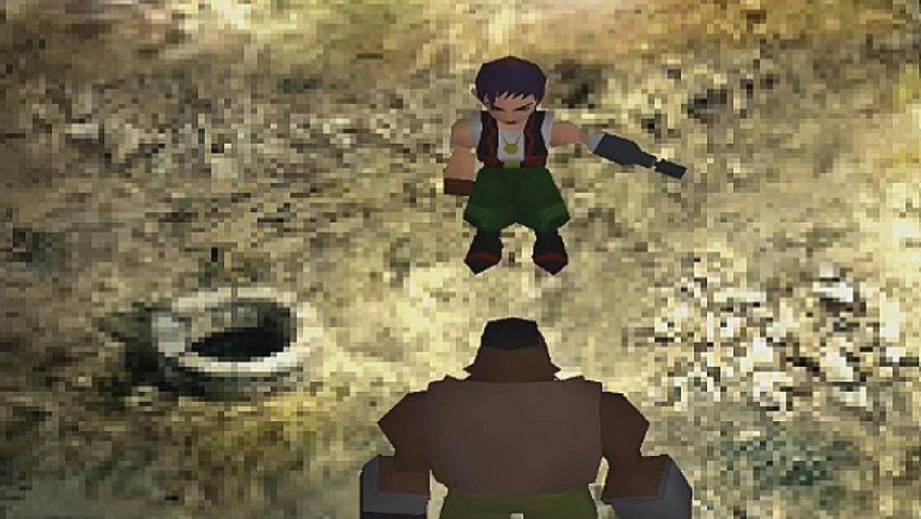 Дайн – Final Fantasy 7