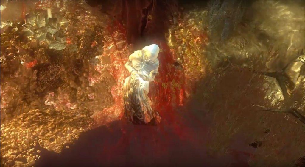 Дева Астрея – Demon's Souls
