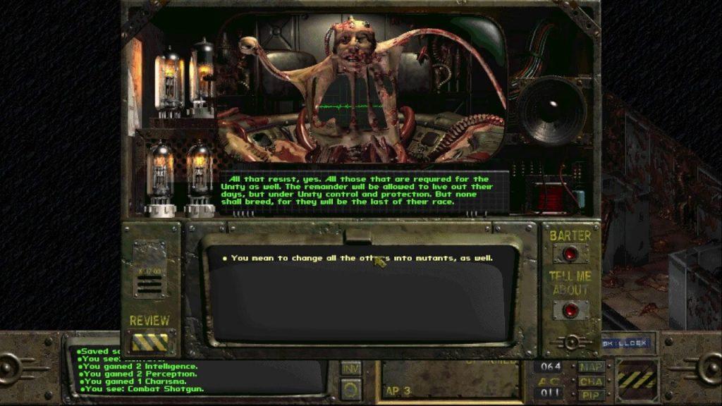 Создатель – Fallout 1