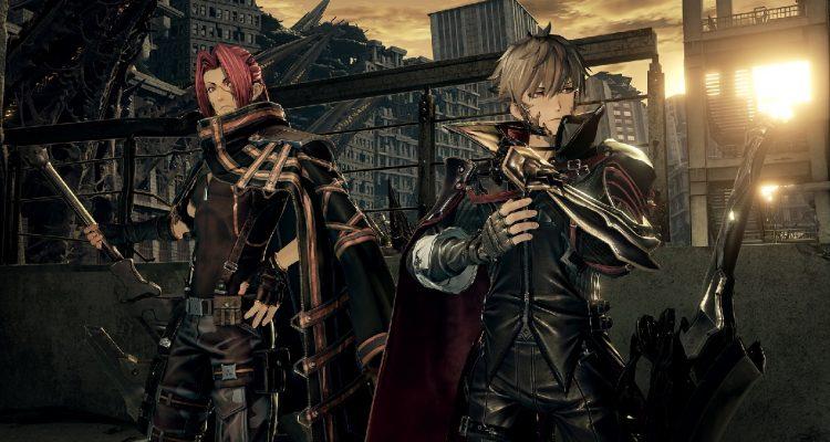 Code Vein - Bandai Namco представила трейлер новой игры