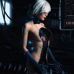 Cyberpunk 2077 - хардкорный режим полностью скроет интерфейс