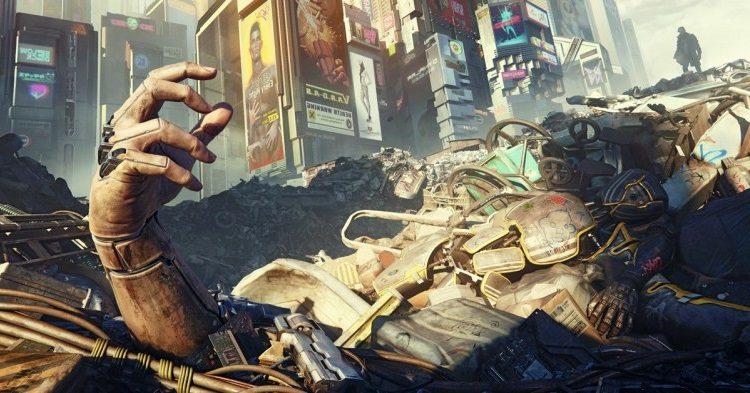 Cyberpunk 2077 - жизненные пути героев