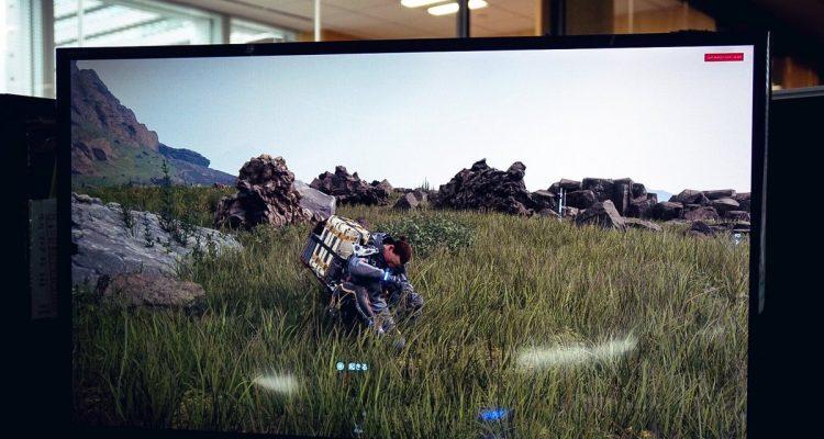 Death Stranding: новый скриншот приказывает красоту движка Decima Engine
