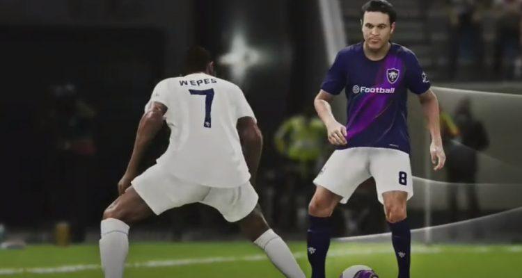 Демоверсия eFootball PES 2020 уже доступна в версиях для PS4 и Xbox