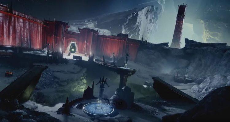 Destiny 2 представляют на всеобщее обозрение новую Луну