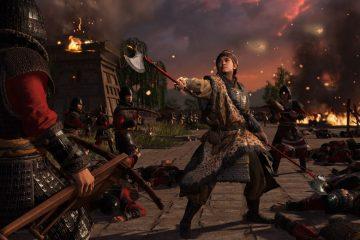 DLC Eight Princes для Total War выйдет в августе