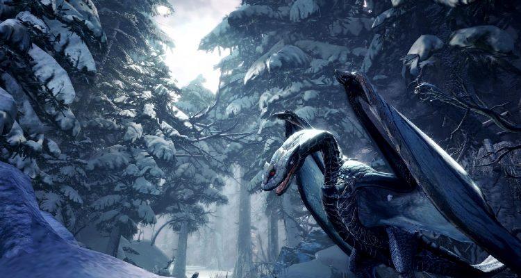 Дополнение Iceborne для Monster Hunter: World сделает игру сложнее