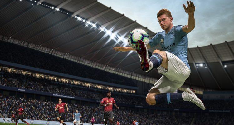 EA Sports представила игровой процесс из FIFA 20