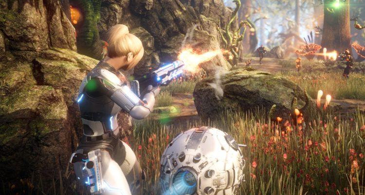 Everreach: Project Eden - инди экшн-приключение в духе Mass Effect