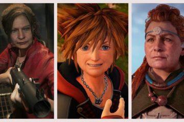 #FaceAppChallenge с персонажами из видеоигр