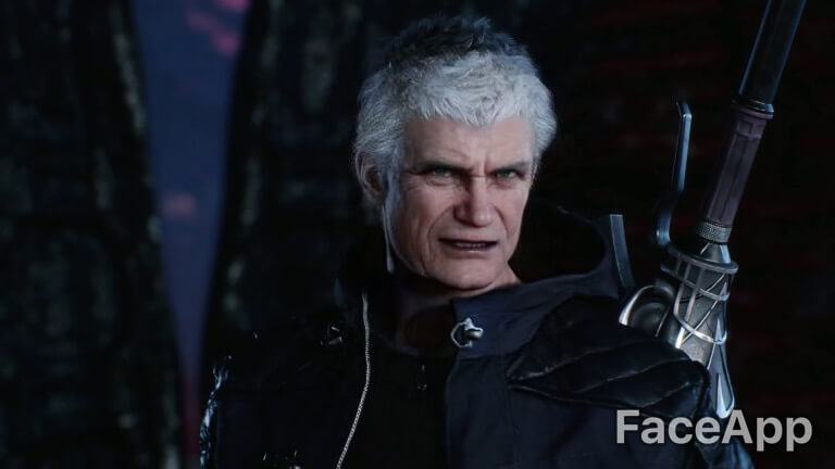 Неро – Devil May Cry 5