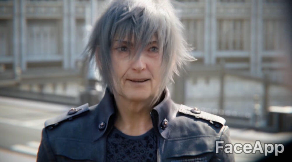 Ноктис – Final Fantasy XV