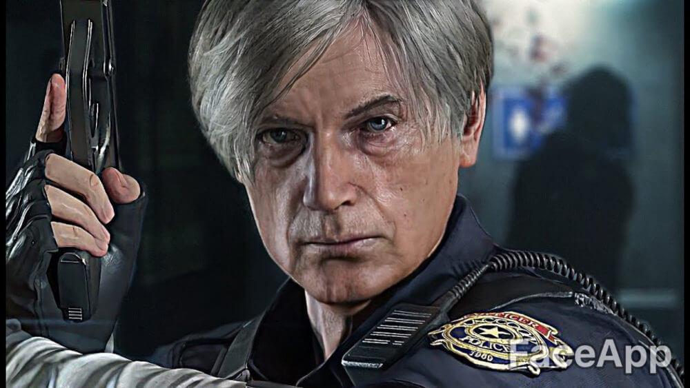 Леон Кеннеди – Resident Evil 2
